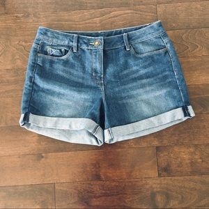 Pants - NEW Cute Denim Shorts Size M